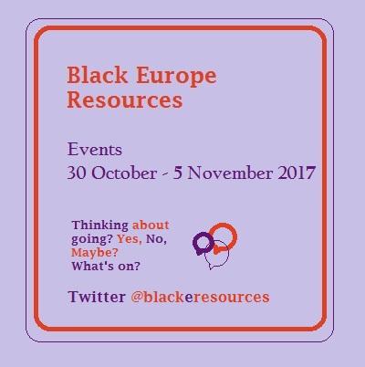 Event 30 Oct 5 Nov 2017