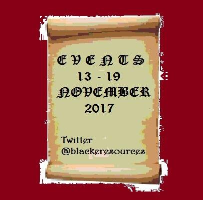 Event 13-19 November 2017