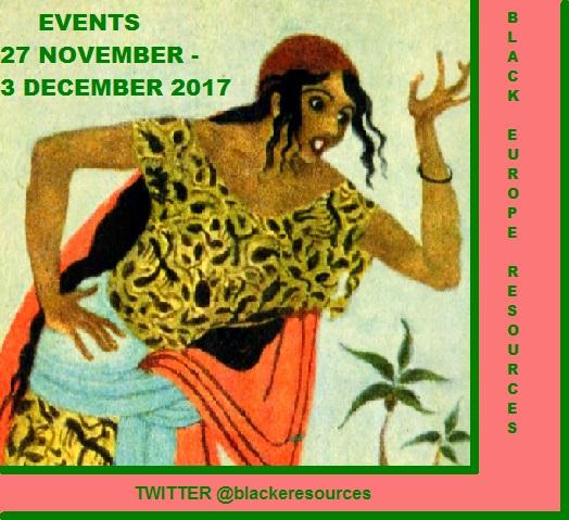 events 27 November - 3 December 2017