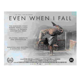 FILM EVEN WHEN I FALL