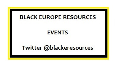 BLACK EUROPE EVENTS YELLOW LOGO