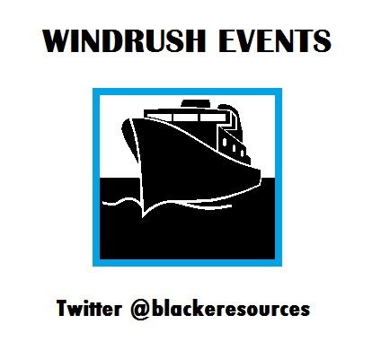 WINDRUSH EVENTS
