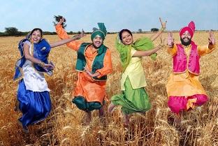 Festival Thetford and Punjab