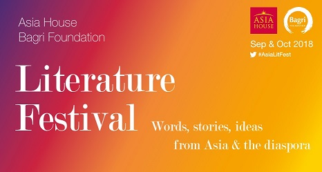 Asia House Bagri Foundation Lit Fest 2018