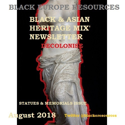 HERITAGE MIX STATUES AND MEMORIALS ISSUE AUGUST 2018