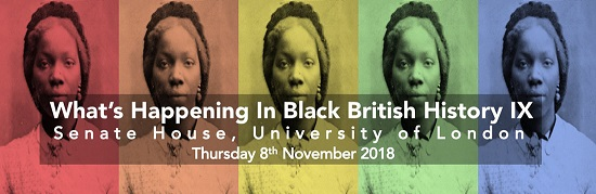 What's Happening In Black British History IX