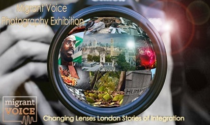 MIGRATION VOICE EXHIBITION