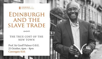 Edinburgh and the Slave Trade