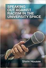 Speaking out against racism int he university space