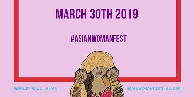 Asian Woman Festival
