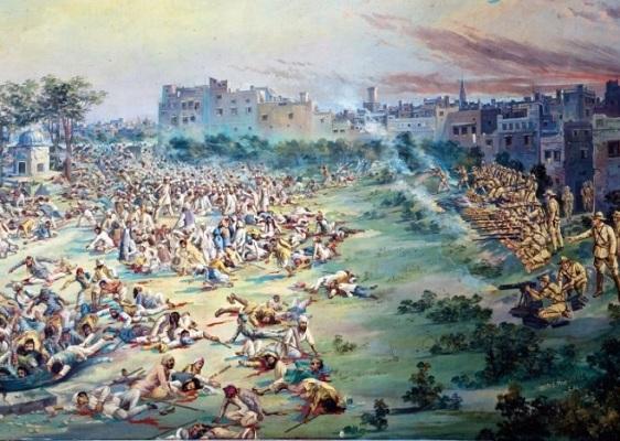 Amritsar 1919 Massacre