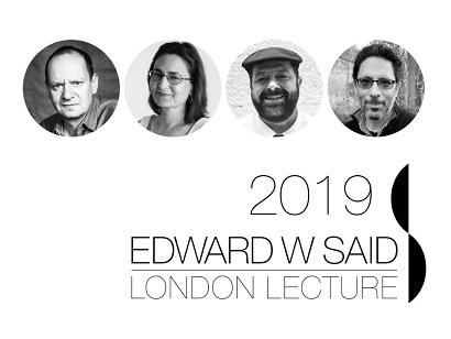 Edward Said London Lecture 2019