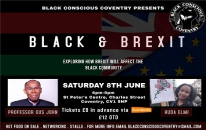 Black and Brexit by Black Conscious Coventry