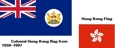 Hong Kong Flags