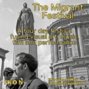 IKON The Migrant Festival