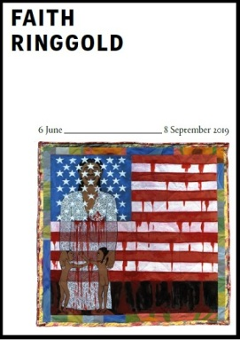 Faith Ringgold Serpentine Gallery Exhibition Guide