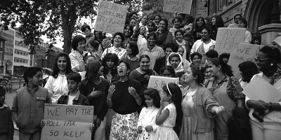 Southal Black Sisters Feminist History Tours