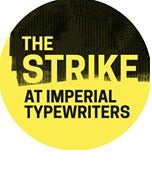 Strike at Imperial Typewriters