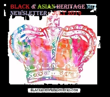 Black and Asian Heritage Mix July 2019