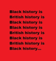 Black history is British history