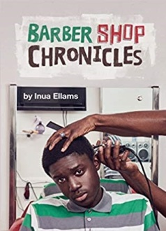 Barber Shop Chronicles Book Cover