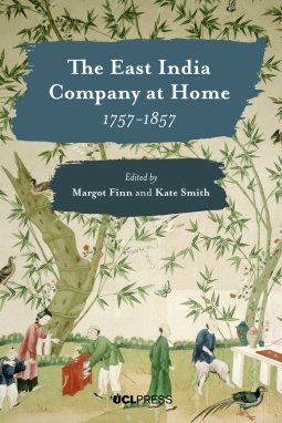 East India Company at Home Book Cover