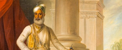George Willison, Mohamed Ali Khan Walejah, 1717 - 1795. Nawab of