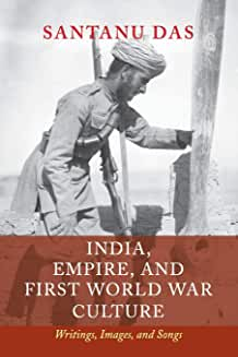 India Empire and First World War Culture Book Cover