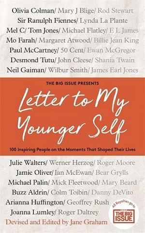Letter to my younger self Book Cover