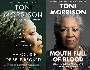 Toni Morrison New Books