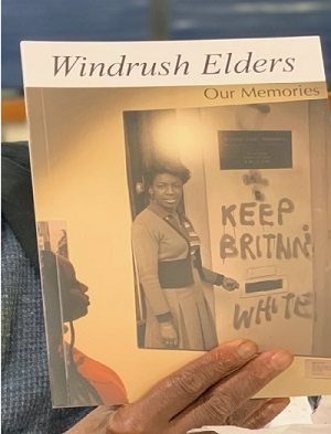 Windrush Elders Cover