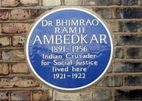 Ambedkar Blue Plaque