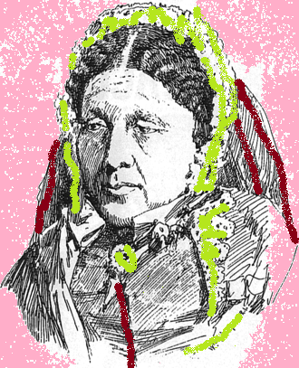 Mary Seacole Sketch