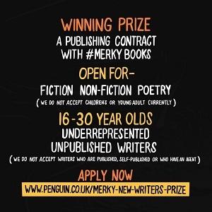 Penguin Merky New Writers Prize