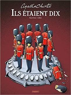 Book Il etaient dix BD