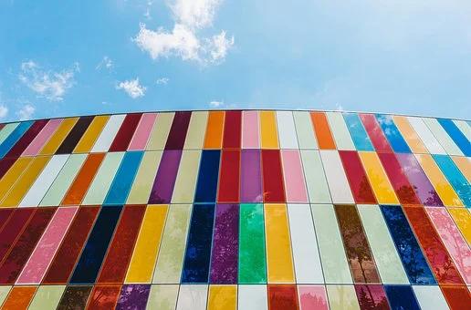 Colourful Architecture