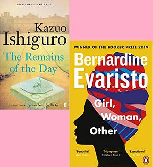 Books Ishiguro Evaristo