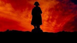 Napoleon sunset-4993614_640