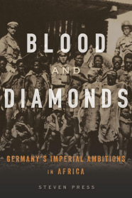 Book Blood and Diamonds