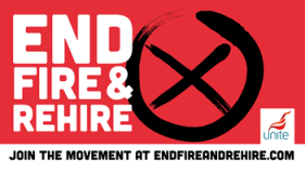 End Fire and Hire