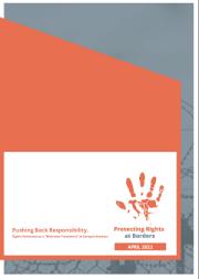 Pushing Back Responsibility Report