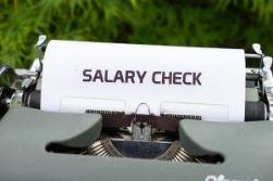 salary check typewriter-5519034_640