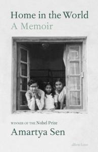 Amartya Sen Home in the World Book