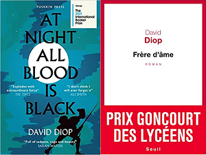 David Diop Book