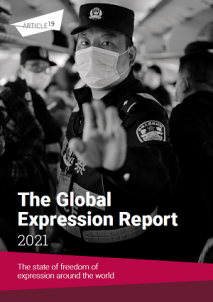 Global Expression Report 2021