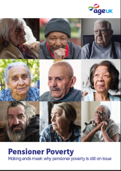 Age UK Pensioner Poverty