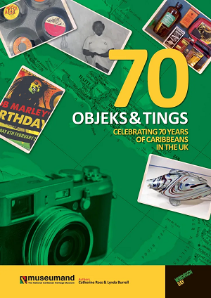Museumand 70 Objeks and Tings Book